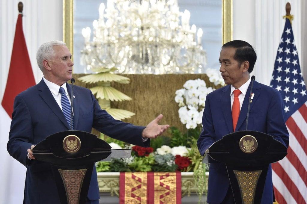 Menlu Retno: Para Menteri Sedang Bahas Kerja Sama Tawaran AS