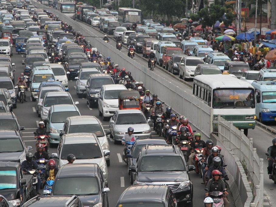 Parade Angkot Jakarta Tempo Dulu Tirto Id