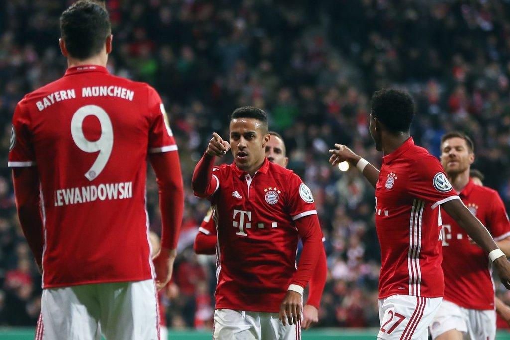 Unggul Satu Pemain Bayern Muenchen Hajar Anderlecht 3-0
