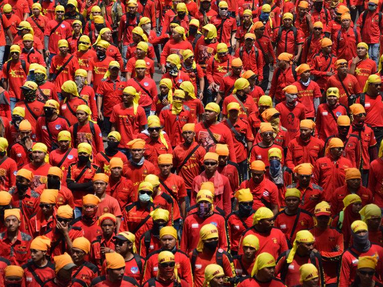 Peneliti: Sistem Kerja Outsourcing Cenderung Merugikan Pekerja