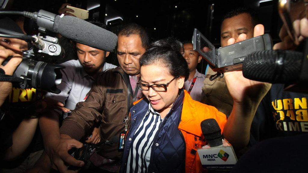 Meski Ajukan Praperadilan, Miryam Tetap Diperiksa KPK