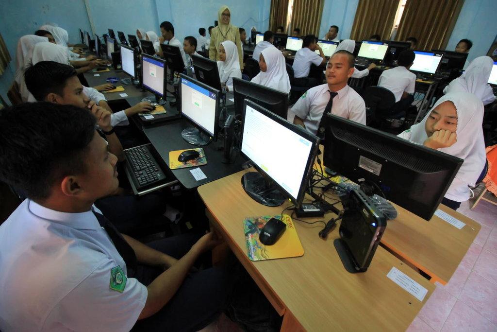 Soal Ujian Nasional 2018 Tidak Hanya Pilihan Ganda Tirto Id