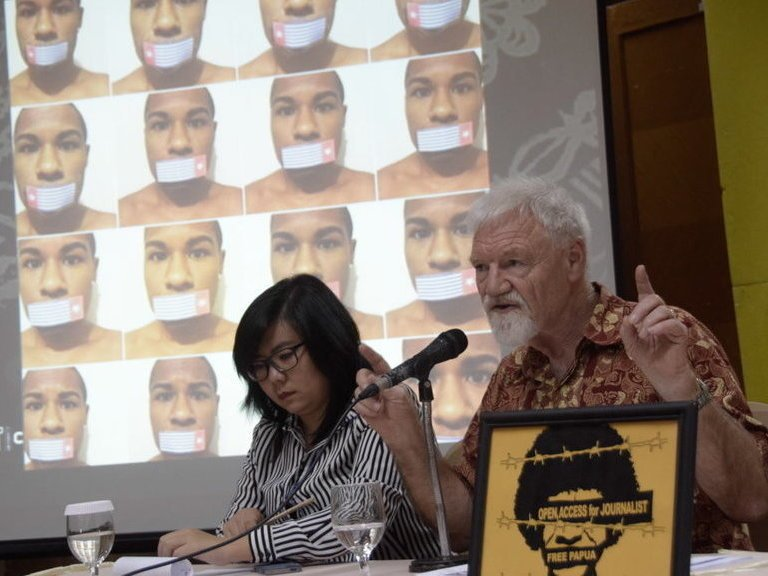 Perayaan Kebebasan Pers Di Jakarta Gelap Di Papua Tirto Id