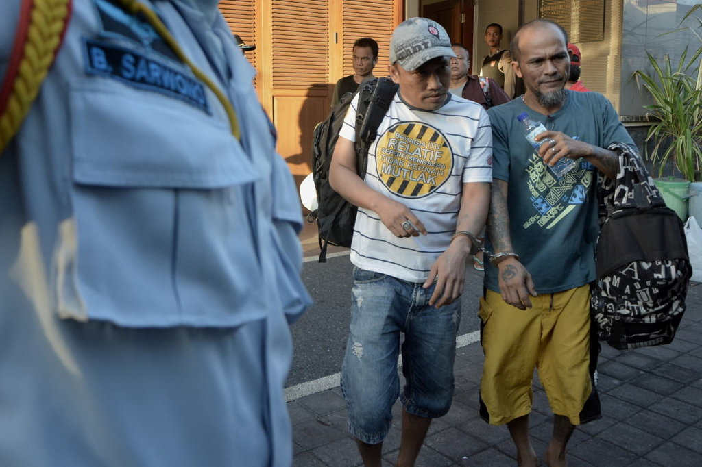 4 Narapidana Asing Lapas di Bali Kabur dari Penjara