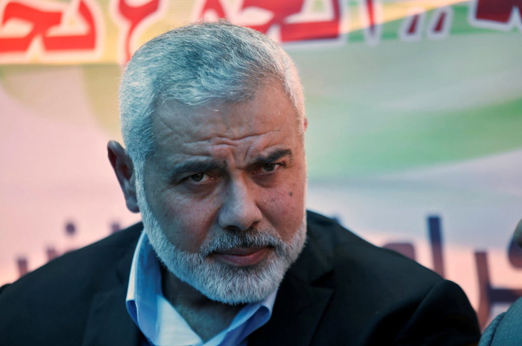 Hamas Serukan Intifadah Terhadap Israel dan Donald Trump