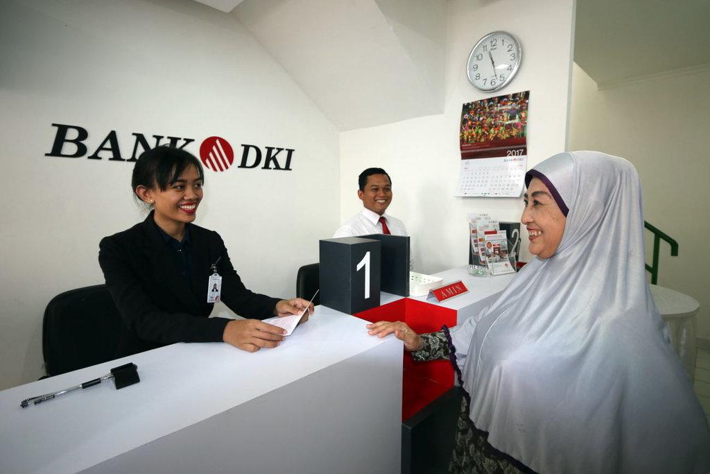 Cegah Tunggakan, Bank DKI Tambah Kantor Cabang di Rusun