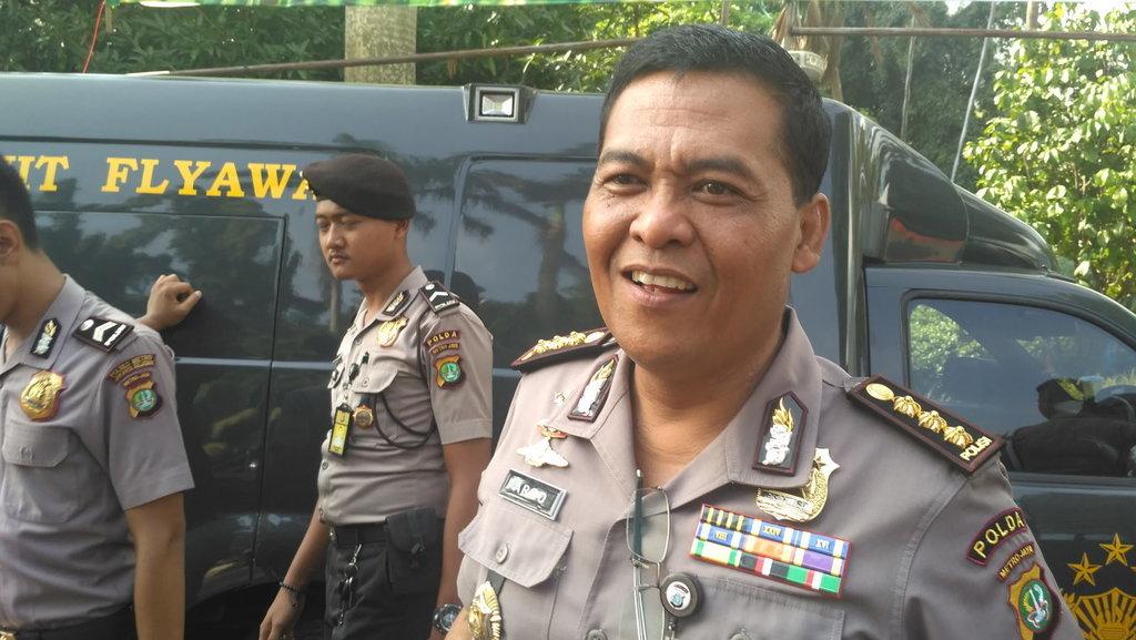 Polisi Tembak Mati Satu Eksekutor Perampok SPBU Daan Mogot