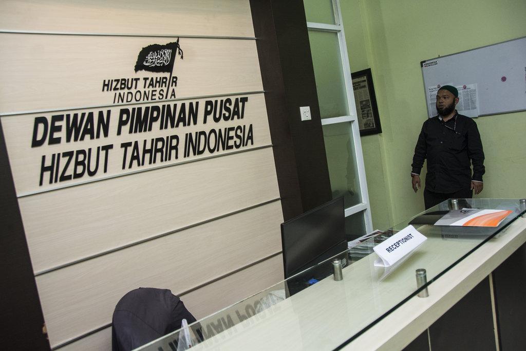 Pimpinan DPR Dukung Rencana Pemerintah Bubarkan HTI