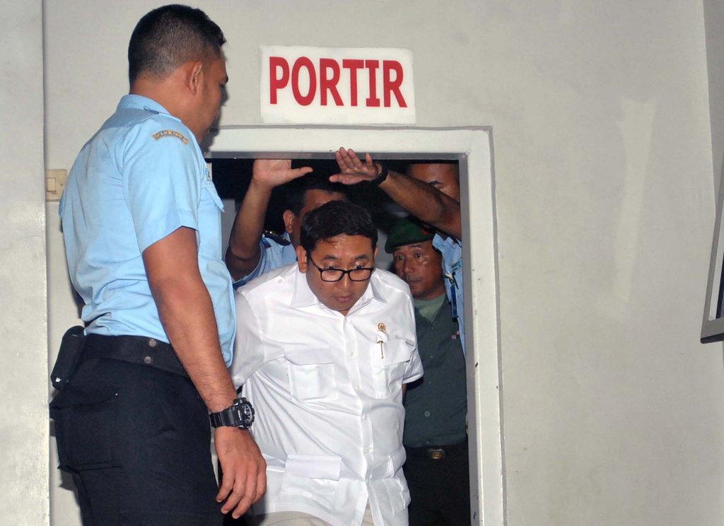 Fadli Zon: Novanto Mundur Tidak Perlu Tunggu Mahkamah Dewan