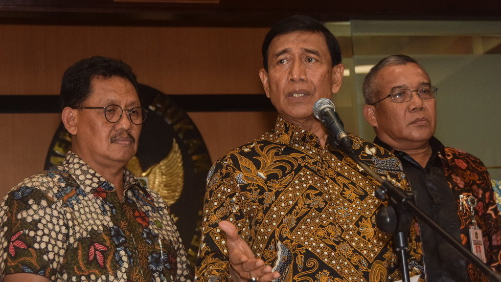 Wiranto Tolak Tuduhan Rezim Jokowi Anti-Islam Terkait Perppu
