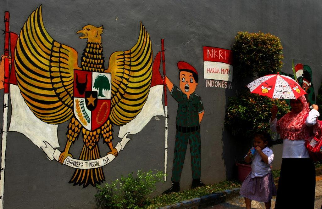 Polisi Selidiki Pelaku Poster Garuda Provokatif di Undip