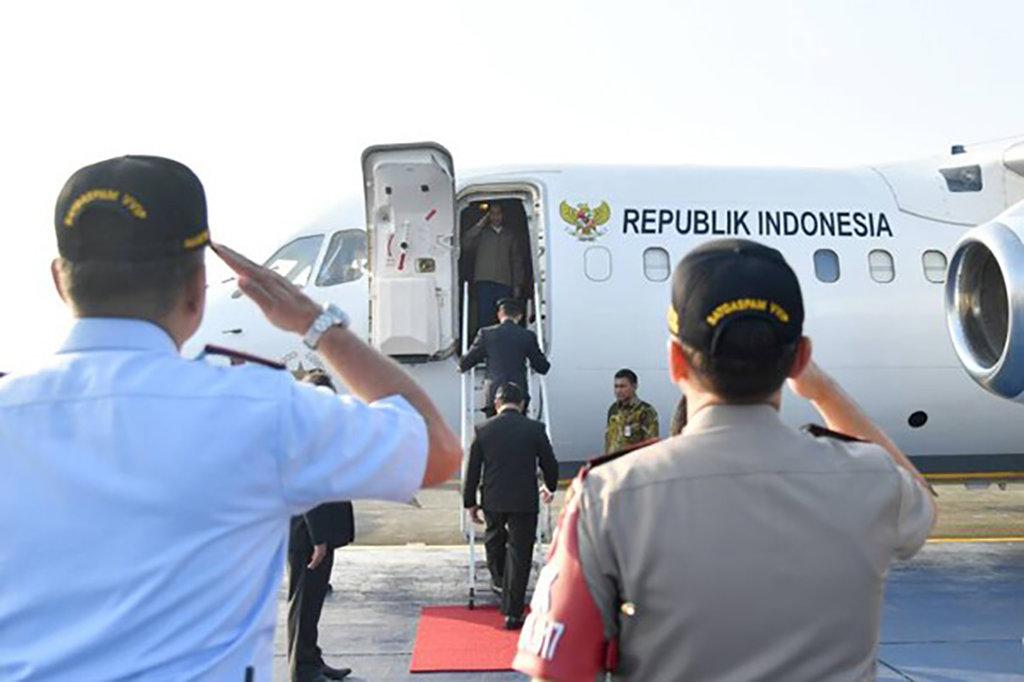 Presiden Jokowi ke Natuna Hari Ini Tinjau Latihan TNI