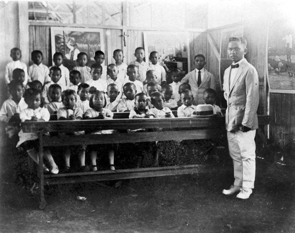 Zaman Dulu, Murid Diterima Sekolah Tanpa Tes Akademik, tapi Harus Lolos Tes Fisik Sederhana Ini