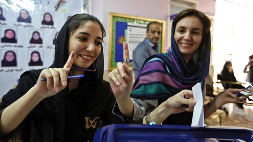 Pemilu Iran adalah Pertarungan Reformis melawan Konservatif