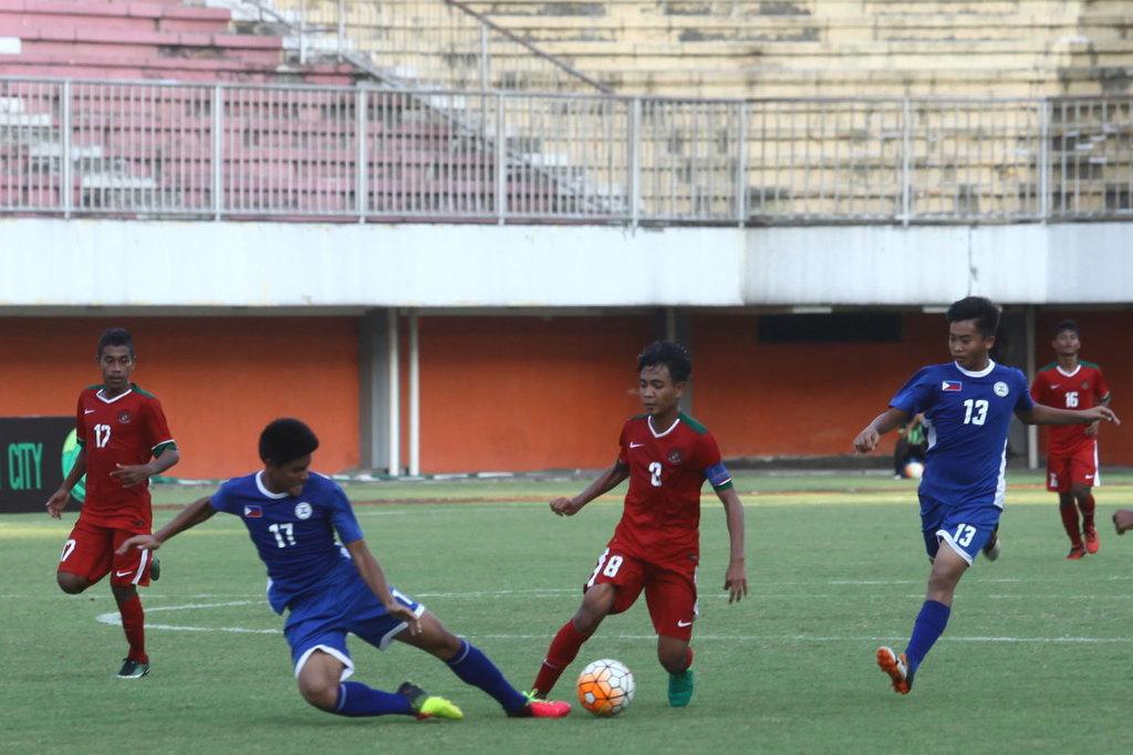 Jadwal Piala AFF U15 2017: Timnas Indonesia U16 vs Myanmar  Tirto.ID
