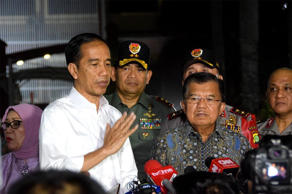 Jokowi Kembali Tegaskan Sikap Indonesia Terkait Palestina