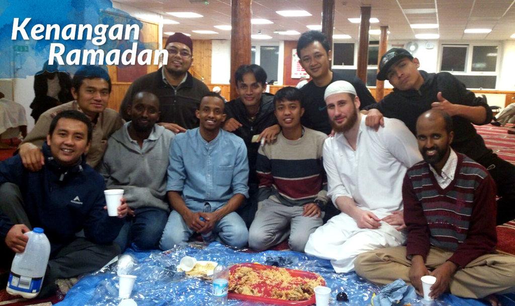 Ramadan di Manchester: Puasa 19 Jam di Musim Panas