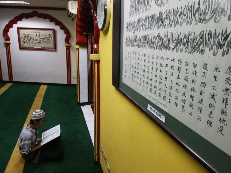 Desain Interior Kamar Tidur Utama 4x3  pengaruh cina pada masjid masjid tua di jakarta tirto id
