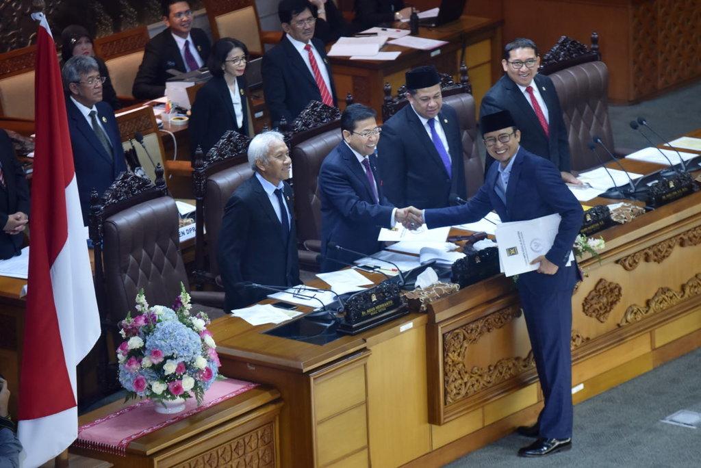 Pimpinan DPR Gelar Rapim Hari Ini Bahas Perppu Ormas