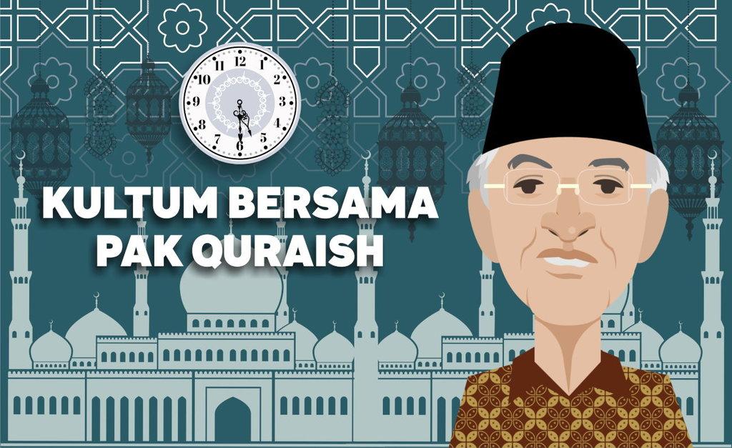 Mengapa Quran Menyebut Umat Islam sebagai Umat Pertengahan?