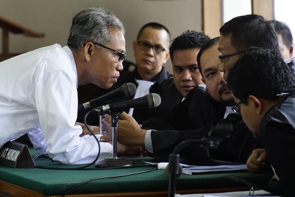 Buni Yani Sebut Saksi Kasus UU ITE Memberi Keterangan Palsu