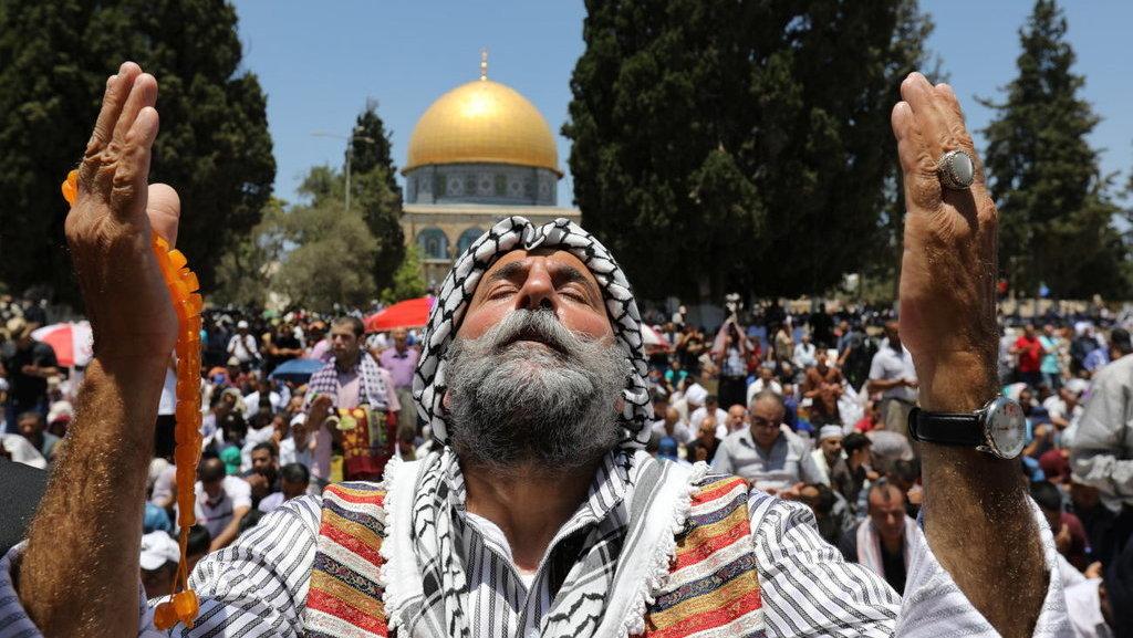 Dewan Keamanan PBB Gelar Pertemuan Darurat Bahas Status Yerusalem