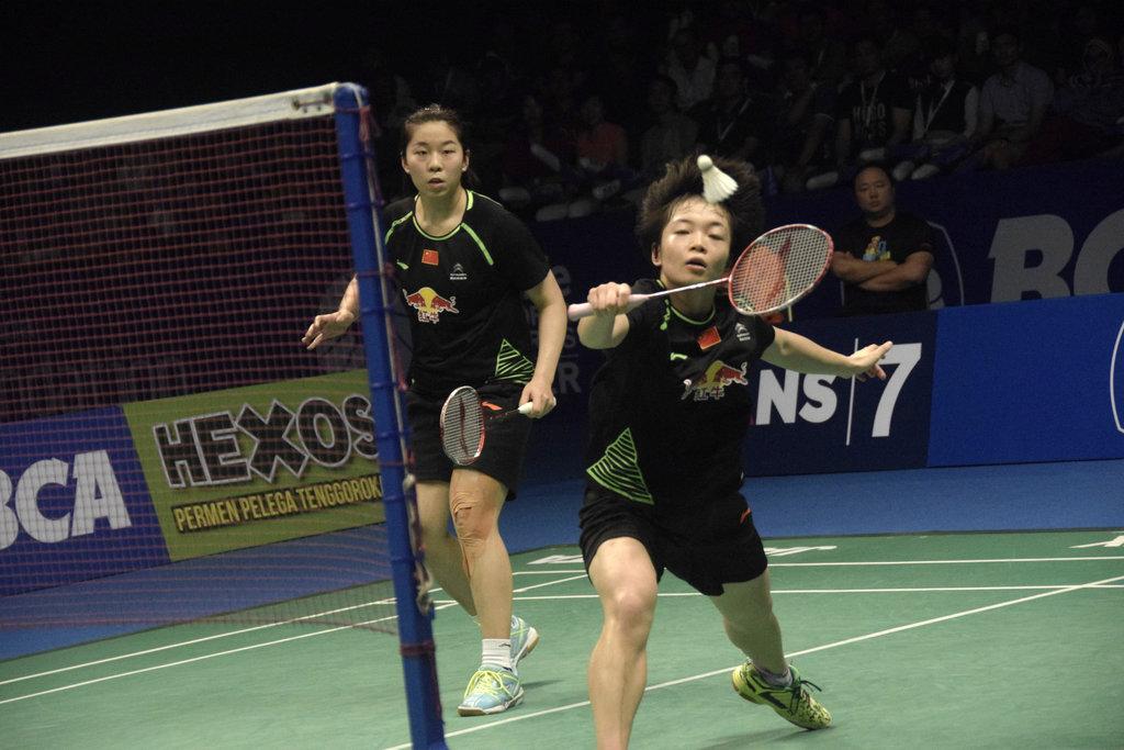 Pemain Cina dan India Sabet Juara Indonesia Terbuka 2017