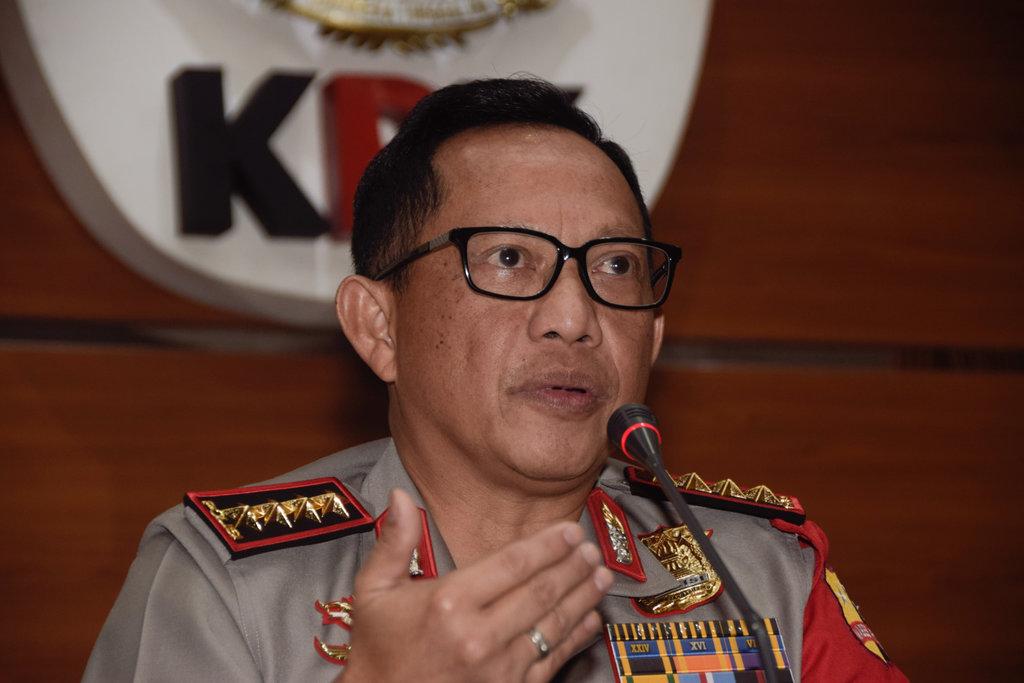Polri Tangkap 36 Terduga Teroris Setelah Bom Kampung Melayu