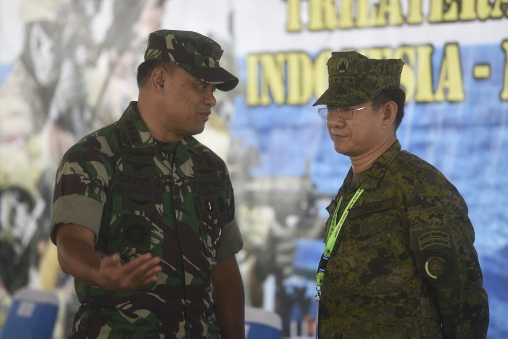 Bantahan Wiranto Soal (Hoax) Impor Ilegal 5 Ribu Senjata