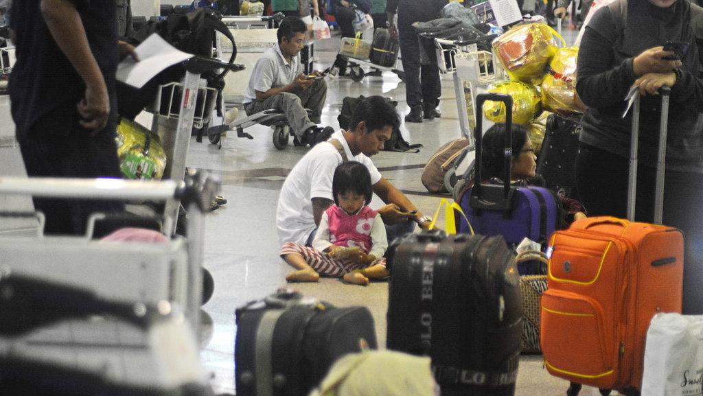 Jumlah Penumpang Bandara Juanda Naik 3,82 Persen Lebaran Ini
