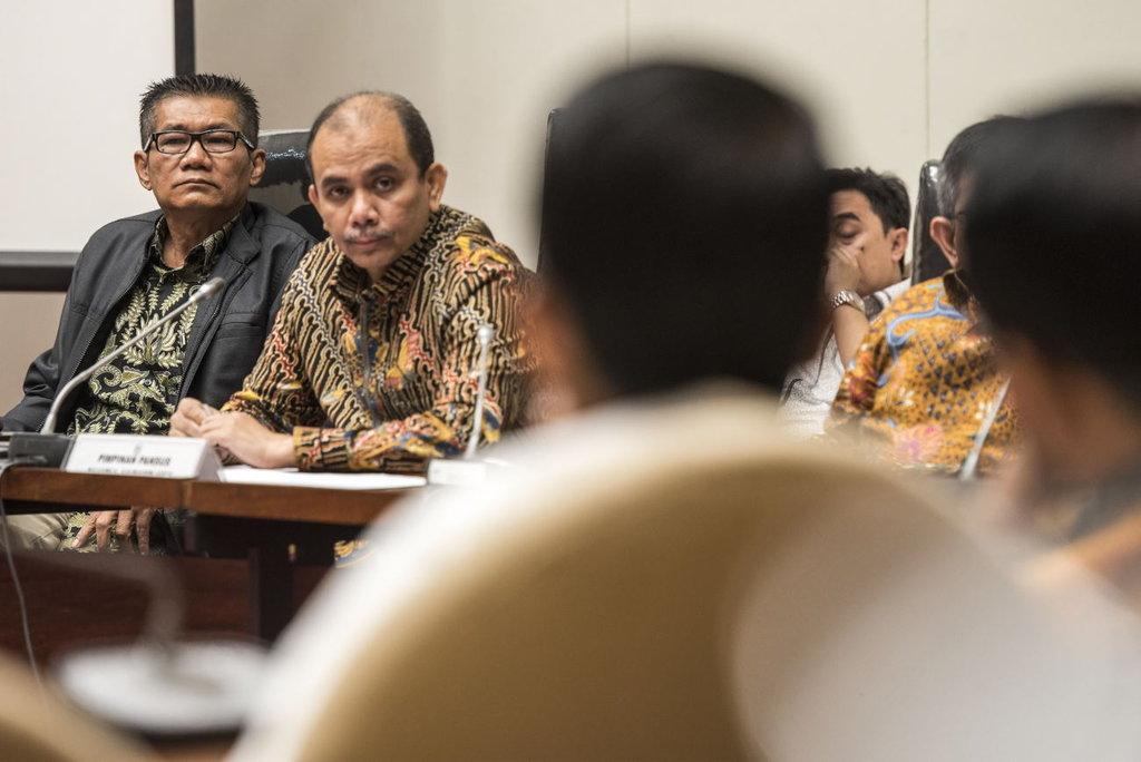 KPK Tolak Datangkan Miryam di Rapat Pansus Hak Angket DPR