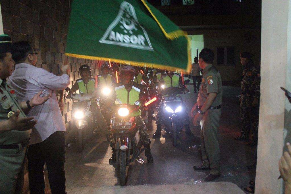GP Ansor Dirikan 604 Posko Mudik Lebaran se-Indonesia