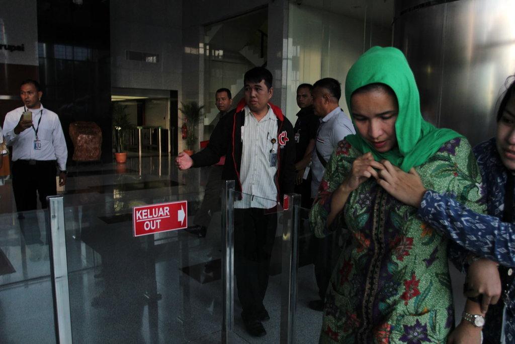 Ketua KPK: OTT Bengkulu Diduga Terkait Kasus Suap Jalan