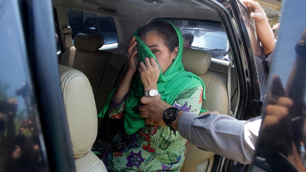 Istri Gubernur Bengkulu Terjaring OTT KPK