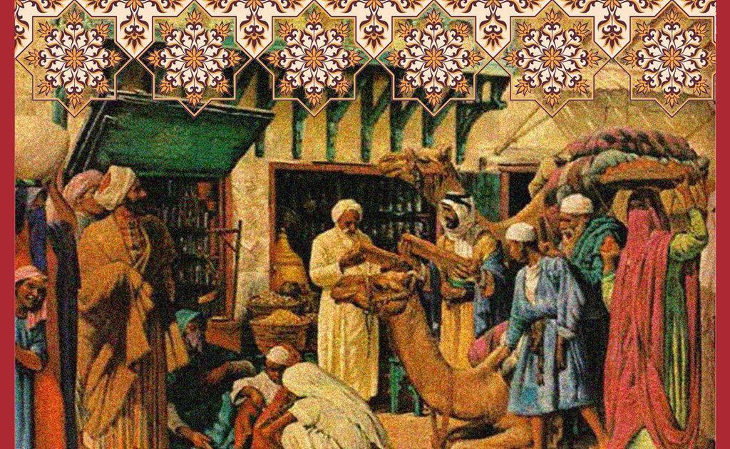 Hikayat Apotek dari Baghdad