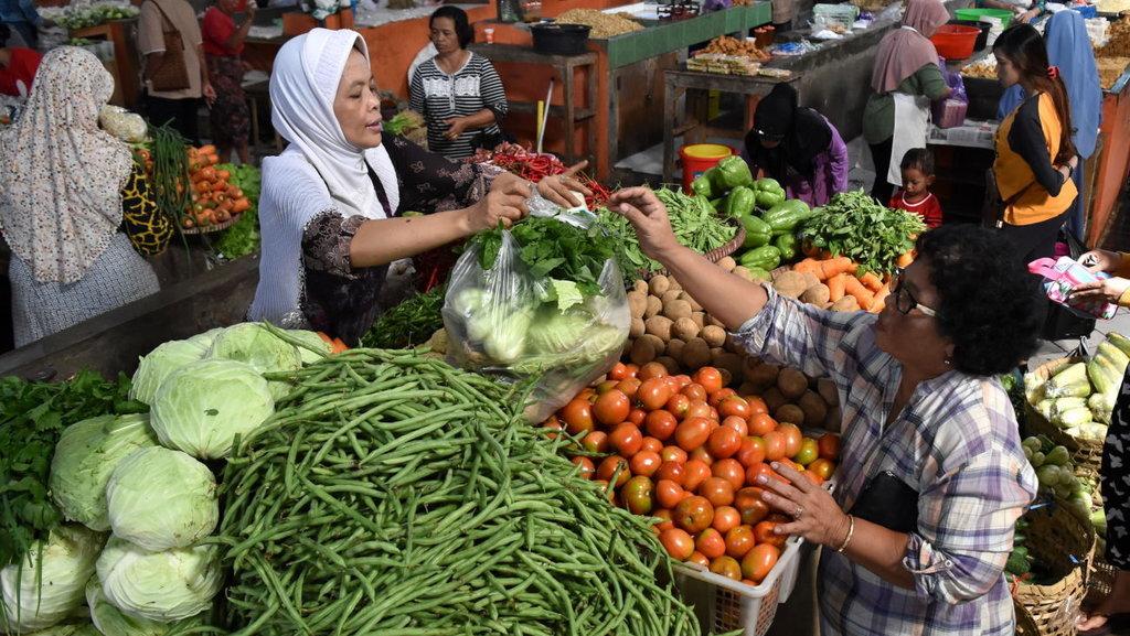 Lebaran Pengaruhi Turunnya Nilai Ekspor-Impor Indonesia