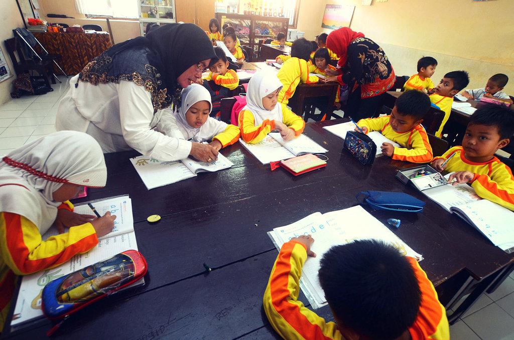 Mendikbud Tegaskan Tetap Ajukan Kebijakan Full Day School