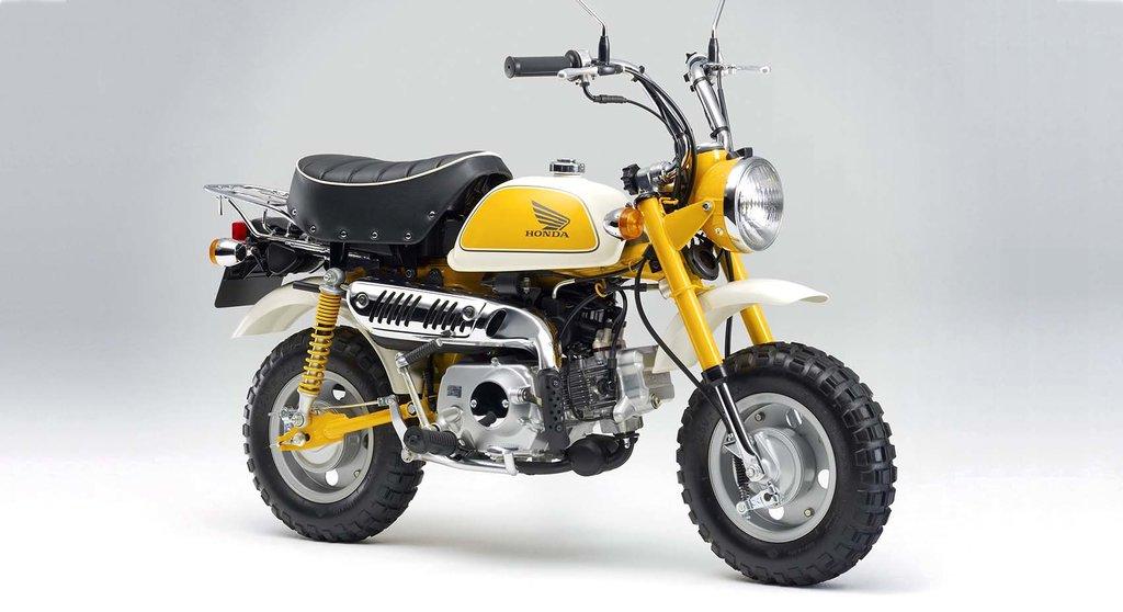 Akhir Perjalanan Honda Monkey