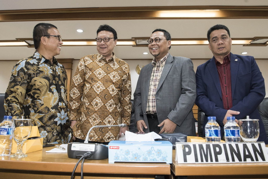 Presidential Threshold Bikin Pembahasan RUU Pemilu Deadlock