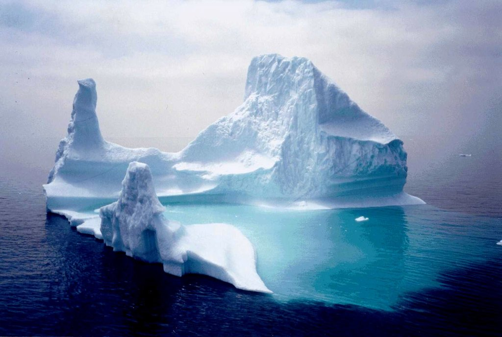 Peristiwa Lepasnya Gunung Es A68 dan Sejumlah Miskonsepsi