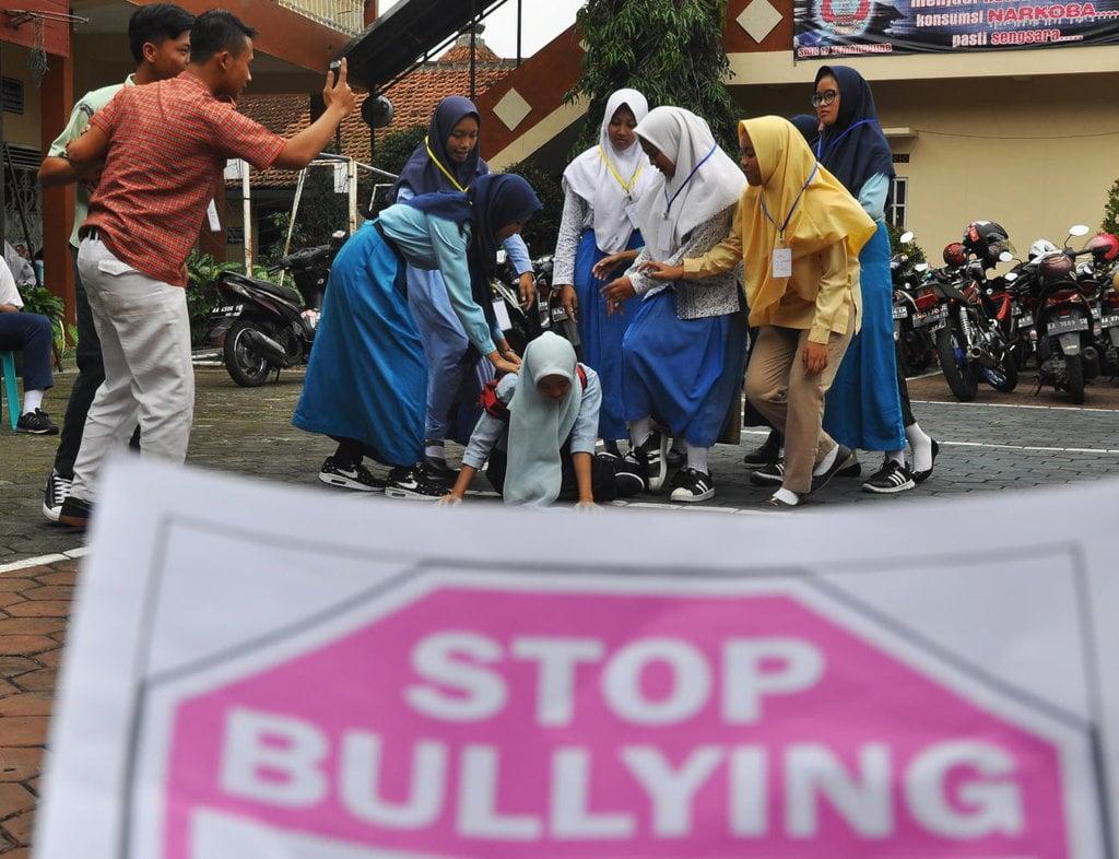 Duel Ala Gladiator Siswa SMP Kembali Terjadi di Sukabumi