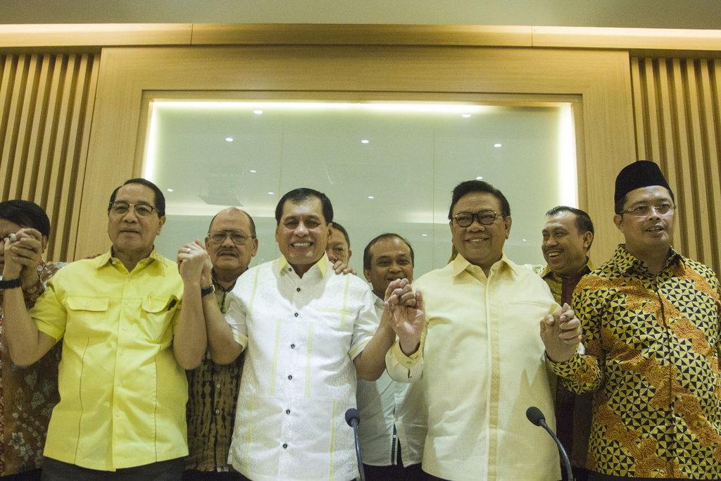 Agung Laksono Sudah Punya Jagoan untuk Jadi Ketum Golkar