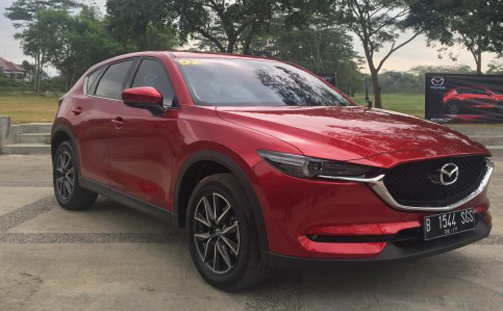 PT EMI Luncurkan All-new Mazda CX-5 di GIIAS 2017