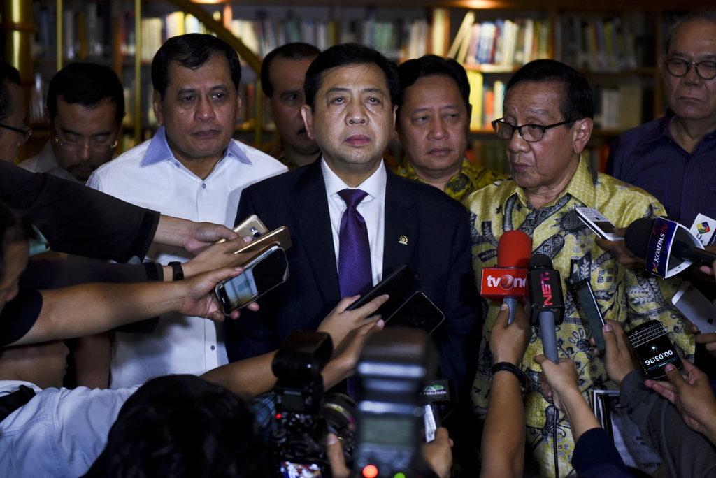 Setnov Tak Hadiri Sidang Praperadilan Besok karena Sakit