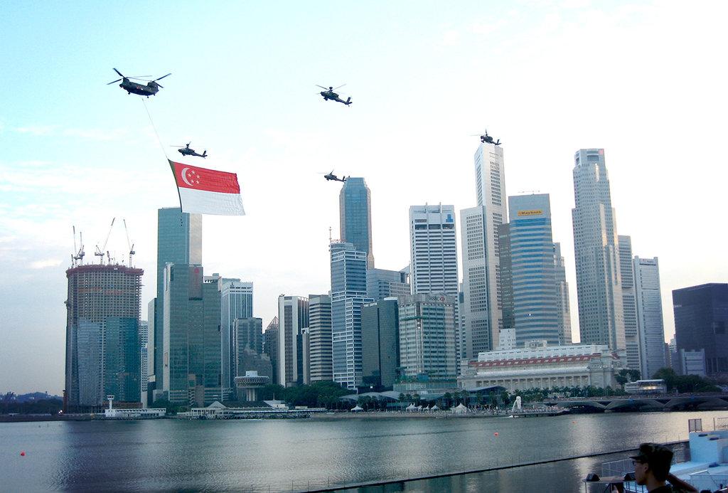Temasek Menggurita Maka Singapura Ada