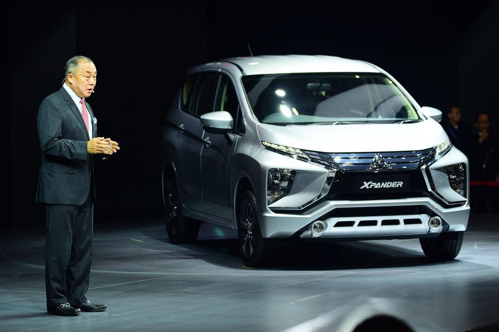 Mitsubishi Xpander Diperkenalkan di Makassar
