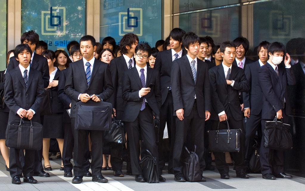 Resep Awet Tua Perusahaan Jepang