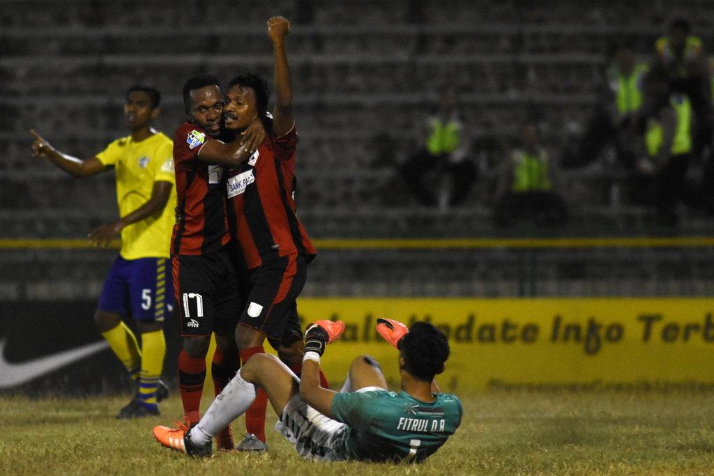 Hasil Mitra Kukar vs Persipura Skor Akhir 0-5
