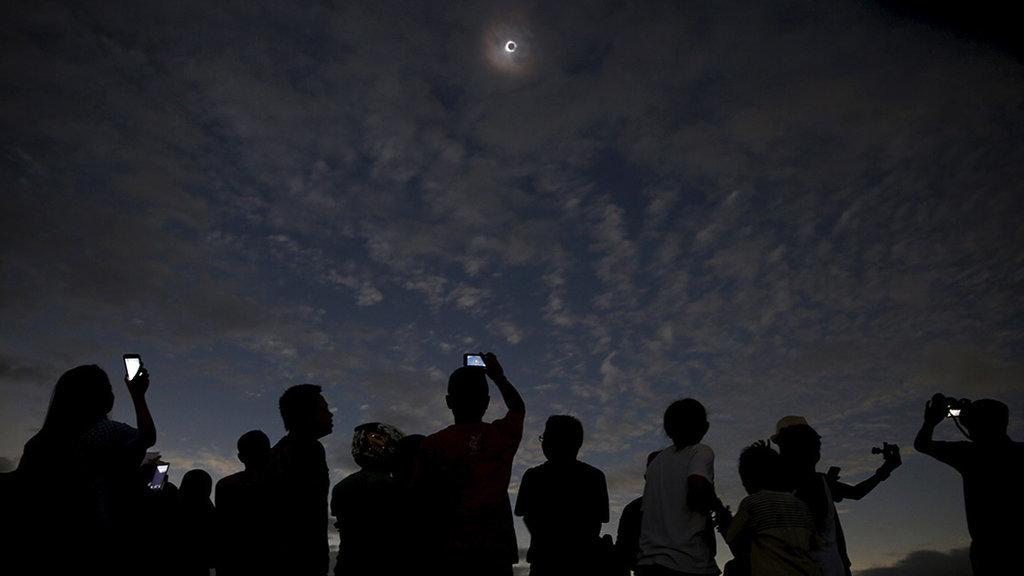 Cara Melihat Gerhana Matahari Cincin 26 Desember di Indonesia ...