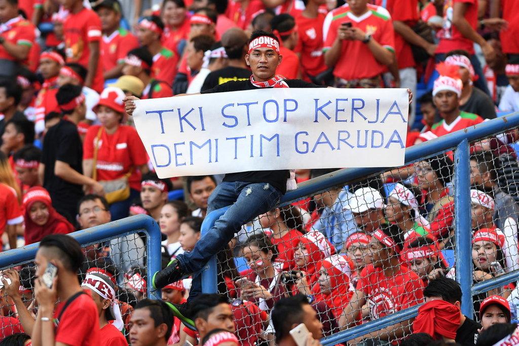 Indonesia Raih Medali Perunggu Sepakbola SEA Games 2017